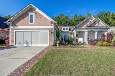 Single Family Home For Sale: 513 Rivergrass Lane