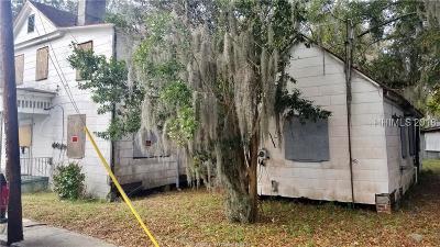 Beaufort Single Family Home For Sale: 712 Charles Street