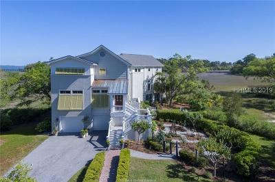 Single Family Home For Sale: 44 Seabrook Landing Drive