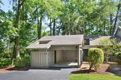 Beaufort County Condo/Townhouse For Sale: 20 Governors Road #2827
