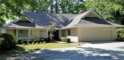 Beaufort County Single Family Home For Sale: 10 Sugar Pine Lane