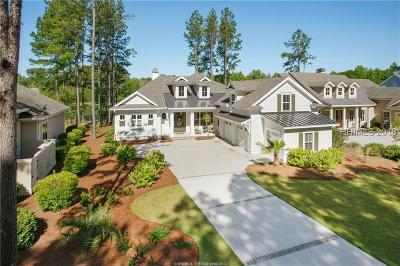 Single Family Home For Sale: 33 Balsam Bay Court