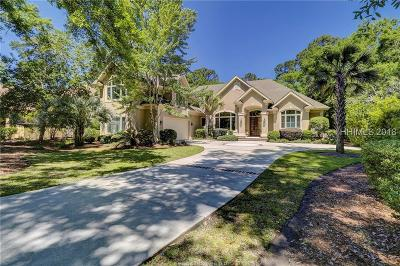 Beaufort County Single Family Home For Sale: 25 Balmoral Place