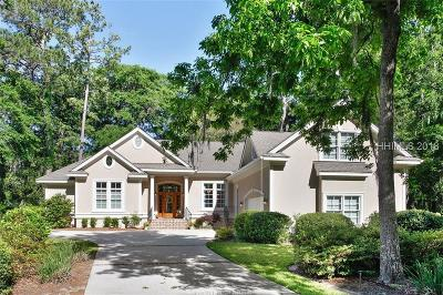 Colleton River Single Family Home For Sale: 3 Hawthorne Road