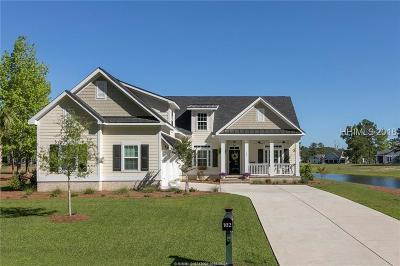 Bluffton Single Family Home For Sale: 102 Daffodil Farm Road
