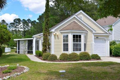 Bluffton Single Family Home For Sale: 813 Bakers Court