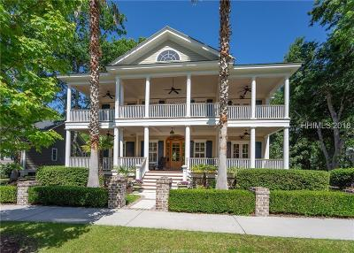 Beaufort Single Family Home For Sale: 54 James Habersham