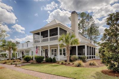 Palmetto Bluff Single Family Home For Sale: 22 Waterfowl Road