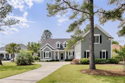 Hampton Hall Single Family Home For Sale: 1 Waybridge Circle