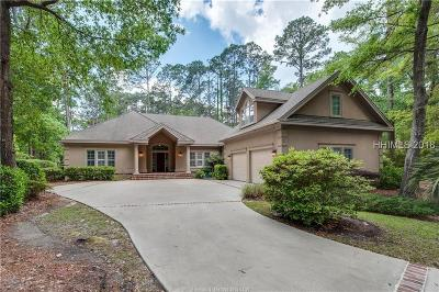 Beaufort County Single Family Home For Sale: 44 Oyster Shell Lane