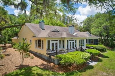Daufuskie Island Single Family Home For Sale: 12 Savannah Walk