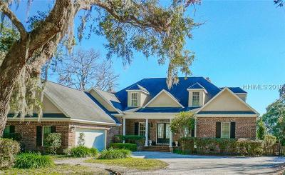 Beaufort Single Family Home For Sale: 14 Tuxedo Drive