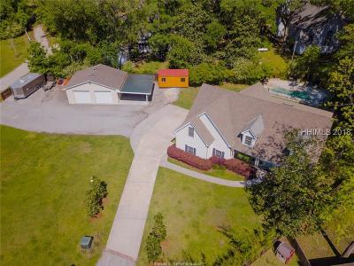 Jasper County Single Family Home For Sale: 33 Carriage Way