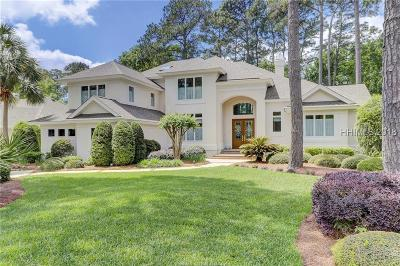 Beaufort County Single Family Home For Sale: 19 Heather Lane