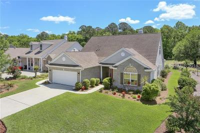 Bluffton Single Family Home For Sale: 159 Blythe Island Drive