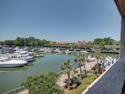 Hilton Head Island Condo/Townhouse For Sale: 17 Harbourside Lane #7119