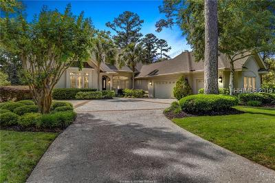 Beaufort County Single Family Home For Sale: 5 Balmoral Place