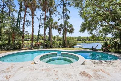 Beaufort County Single Family Home For Sale: 39 Port Tack