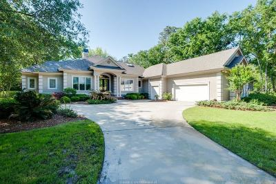 Beaufort County Single Family Home For Sale: 652 Colonial Drive