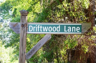 Hilton Head Island Residential Lots & Land For Sale: 3 Driftwood Lane