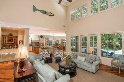Hilton Head Island SC Single Family Home For Sale: $1,959,000