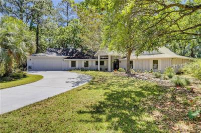 Beaufort County Single Family Home For Sale: 15 Off Shore