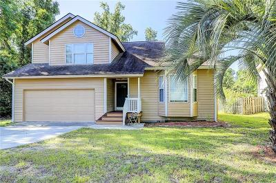Hilton Head Island Single Family Home For Sale: 22 Chinaberry Drive
