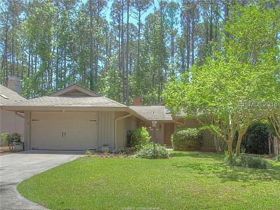Beaufort County Single Family Home For Sale: 3 Bobcat Lane