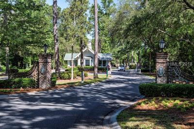Hilton Head Island Residential Lots & Land For Sale: 4 Caladium Court