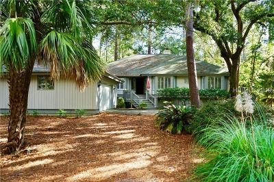 Beaufort County Single Family Home For Sale: 44 Planters Wood Drive