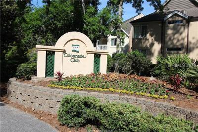 Hilton Head Island Condo/Townhouse For Sale: 137 Colonnade Road #137