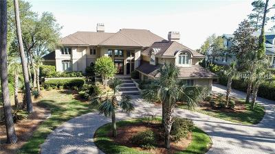 Beaufort County Single Family Home For Sale: 29 Ribaut Drive