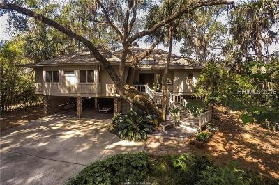 Hilton Head Island Single Family Home For Sale: 5 NW Foxbriar Court NW