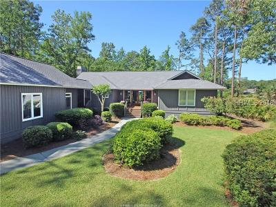 Beaufort County Single Family Home For Sale: 32 Hickory Forest Drive
