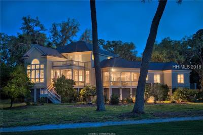 Daufuskie Island SC Single Family Home For Sale: $1,259,000