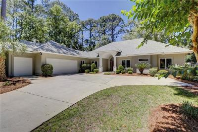 Beaufort County Single Family Home For Sale: 16 Sheldon Lane