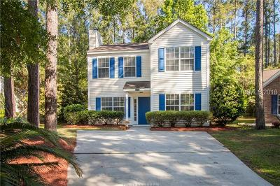 Bluffton Single Family Home For Sale: 575 Mill Street