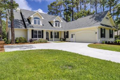 Palmetto Hall Single Family Home For Sale: 14 Clyde Lane