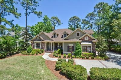 Palmetto Hall Single Family Home For Sale: 6 Lenox Lane