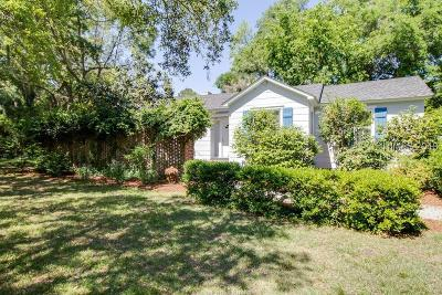 Beaufort Single Family Home For Sale: 2301 Hermitage Road