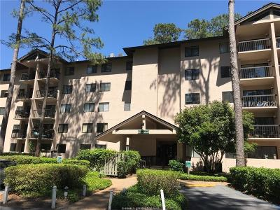 Hilton Head Island Condo/Townhouse For Sale: 300 Woodhaven Drive #1102