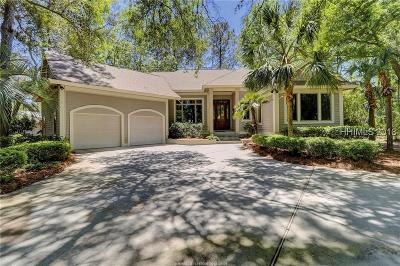 Beaufort County Single Family Home For Sale: 81 Port Tack
