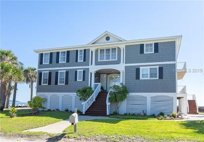 Fripp Island Single Family Home For Sale: 516 Porpoise Drive