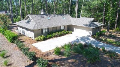 Beaufort County Single Family Home For Sale: 55 Dolphin Head Drive