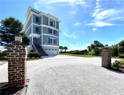 Hilton Head Island Single Family Home For Sale: 6 Terra Bella Trace