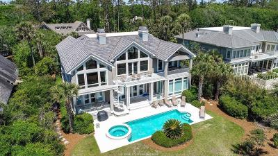 Beaufort County Single Family Home For Sale: 9 Cat Boat