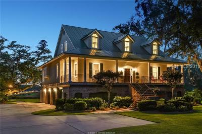 Ridgeland Single Family Home For Sale: 864 Broadview Dr
