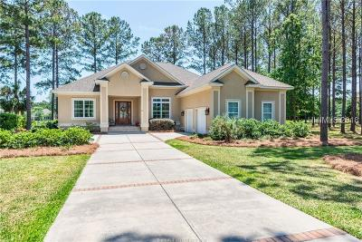 Bluffton Single Family Home For Sale: 45 Hampton Hall Boulevard