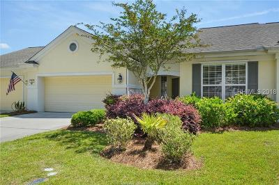 Bluffton Single Family Home For Sale: 353 Landing Lane
