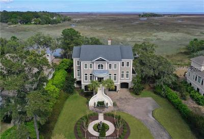 Colleton River Single Family Home For Sale: 21 Mulberry Road
